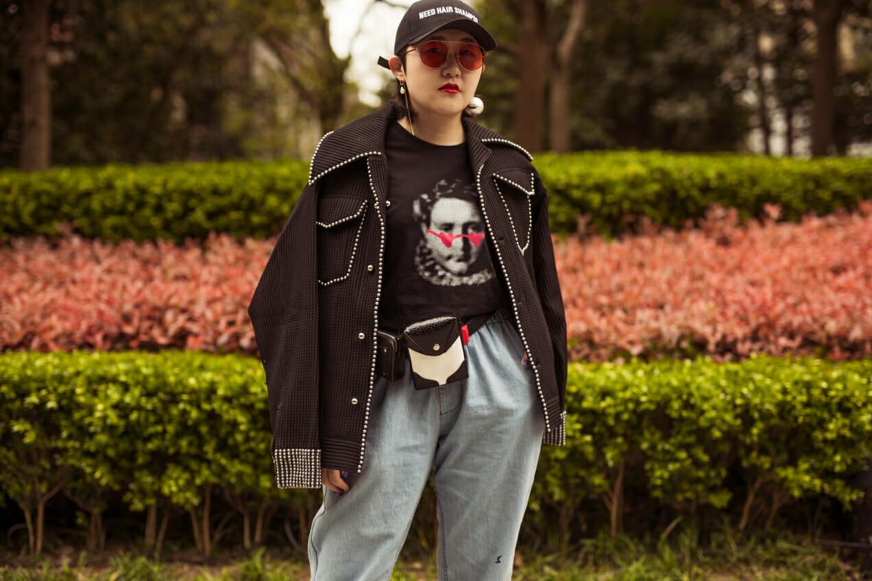 hong kong shanghai fashion week street style 2019 man repeller