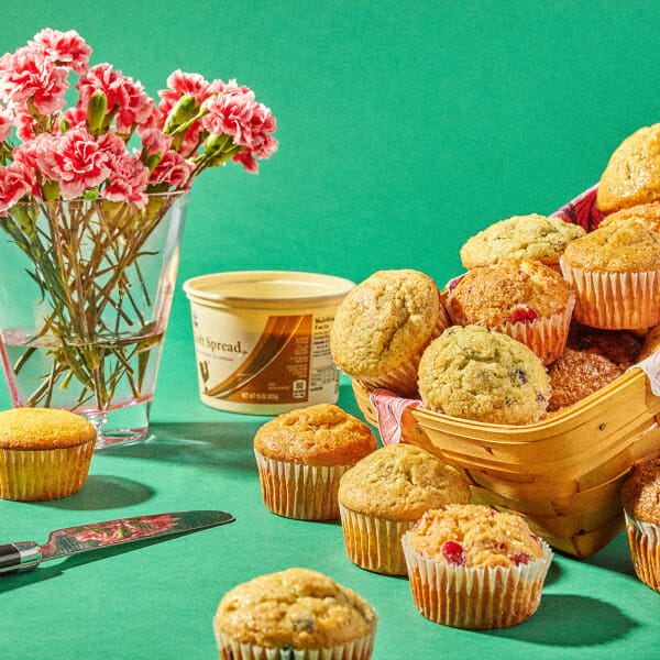 are muffins a health food now man repeller