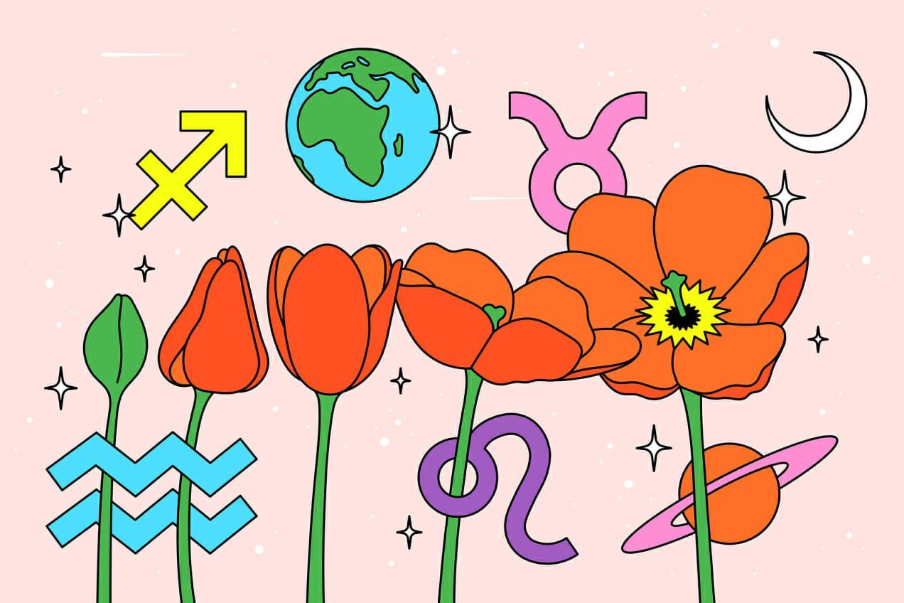 Pin by Theresia D on Art!   Zodiac signs, Zodiac, Leo zodiac