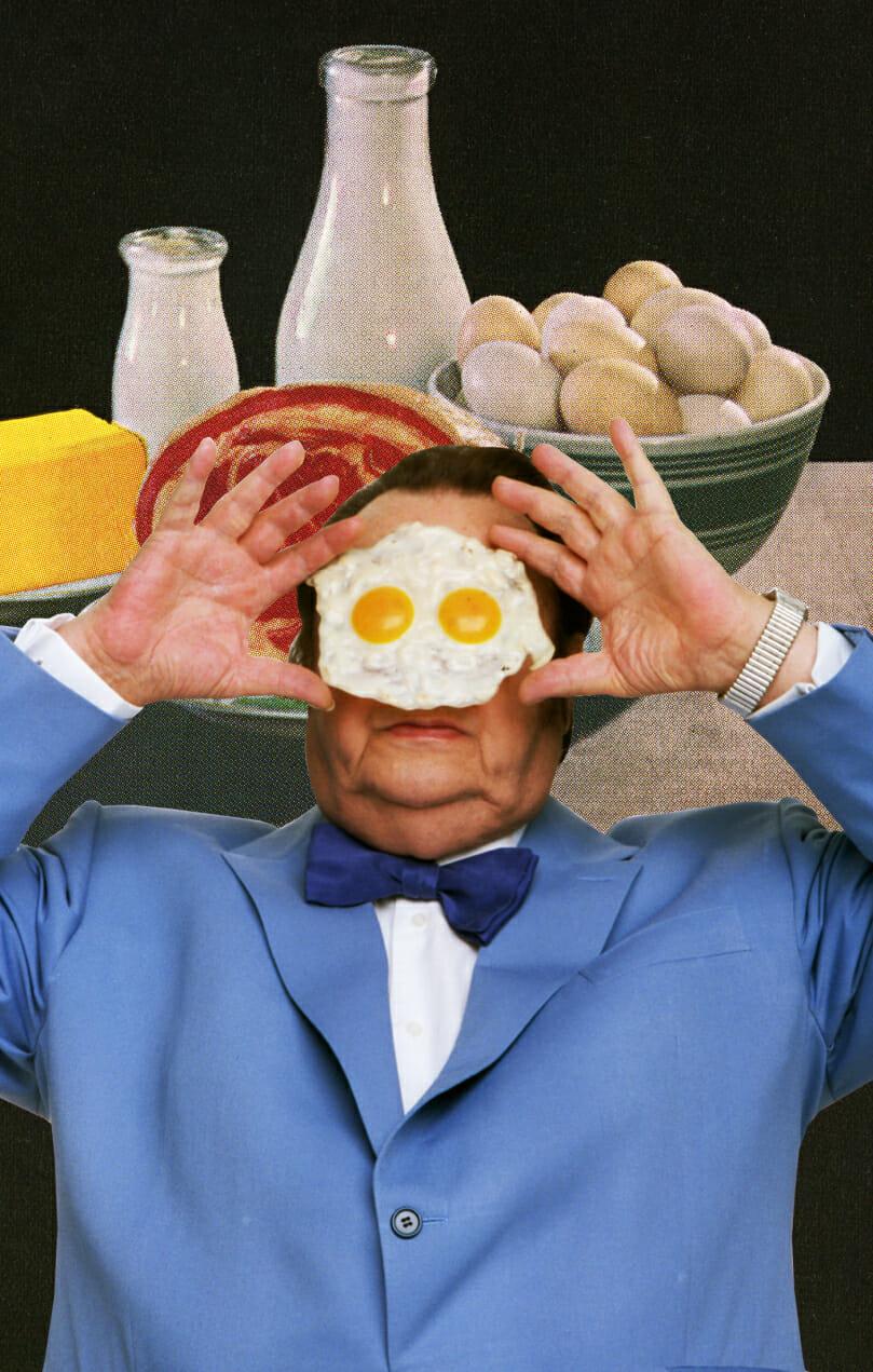 eggs suck as breakfast I dont like eggs man repeller