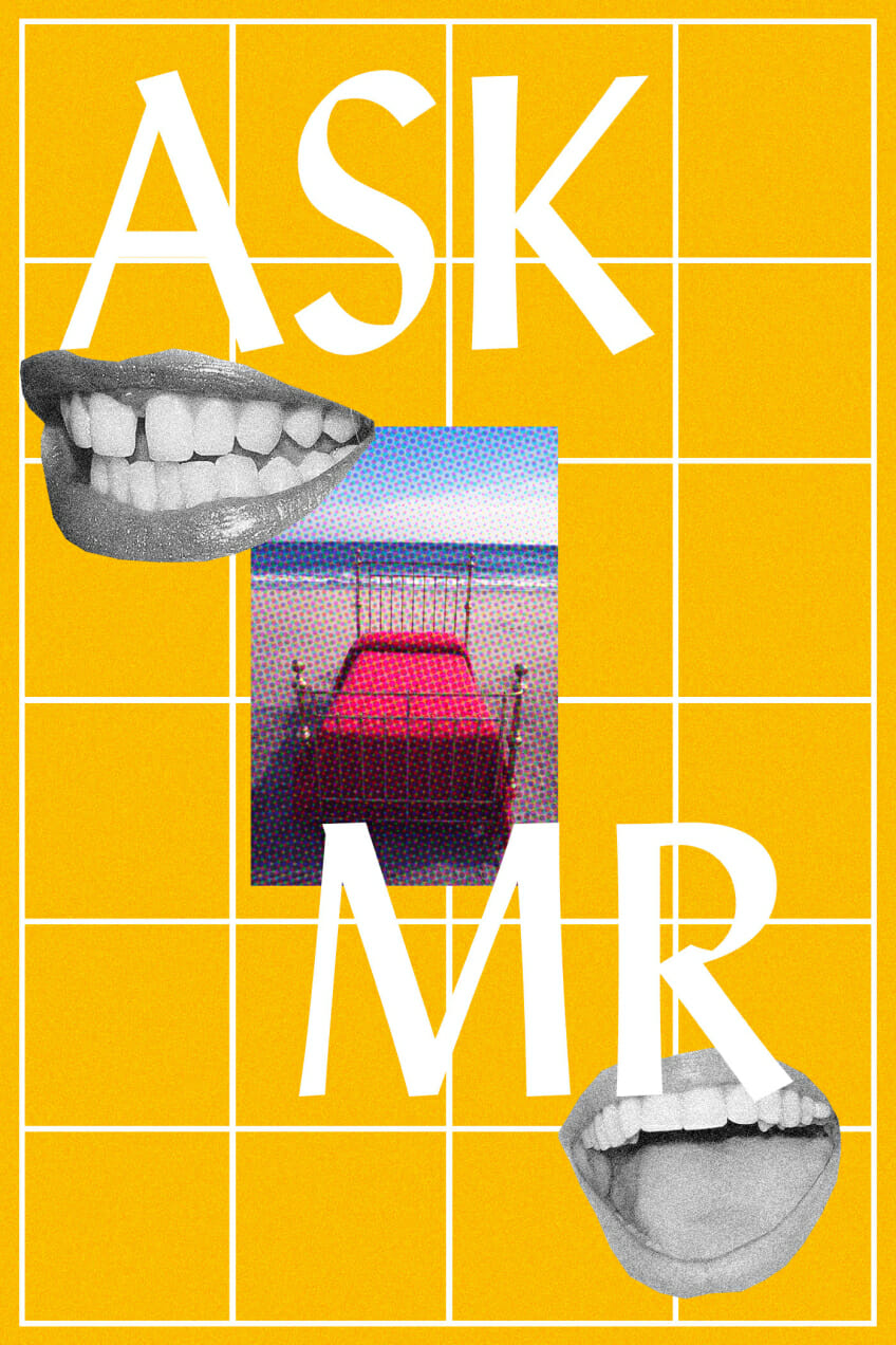 Ask MR girl code man repeller