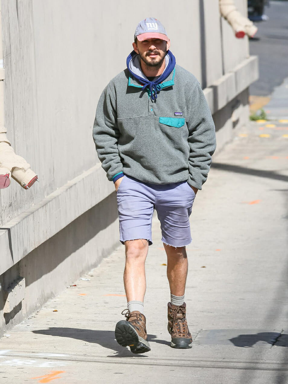 Shia LaBeouf style outfit man repeller