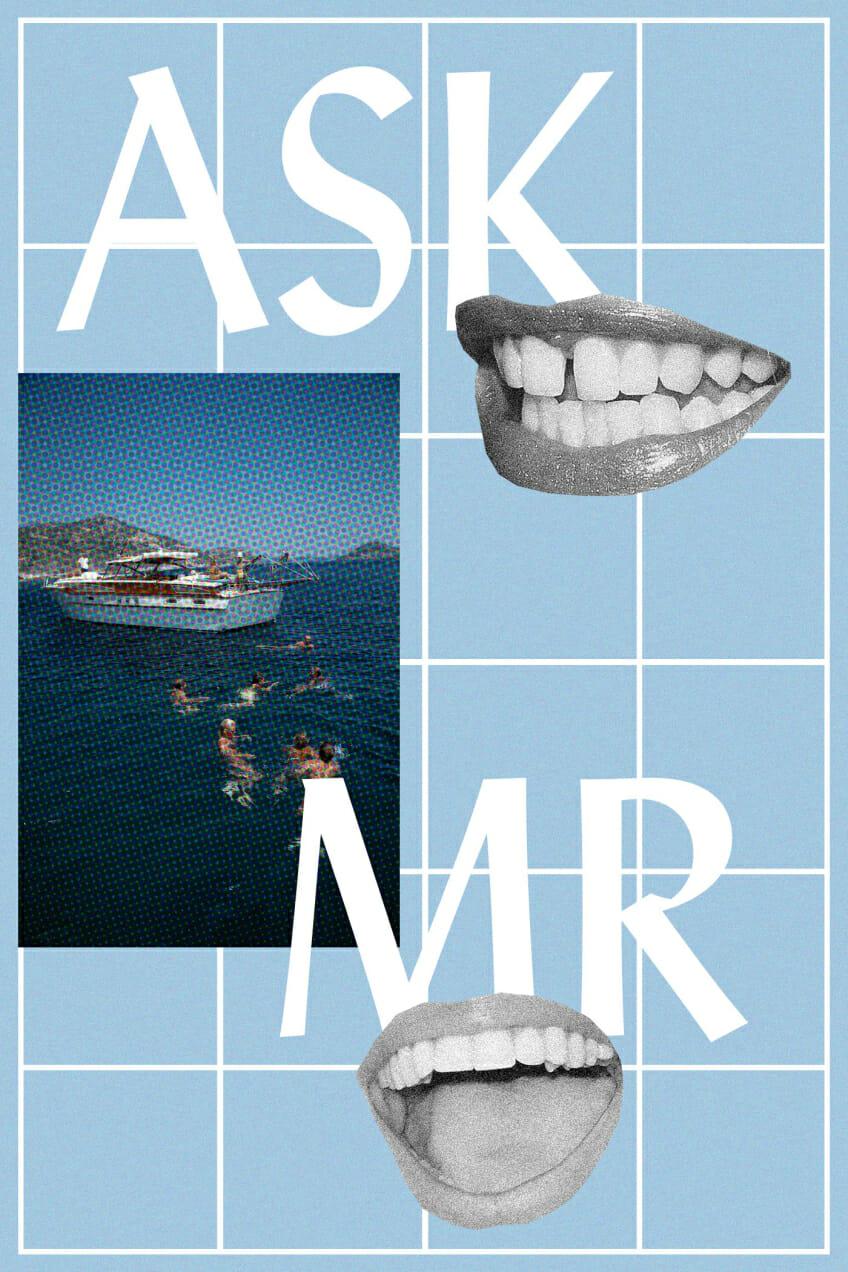 ask mr friends man repeller