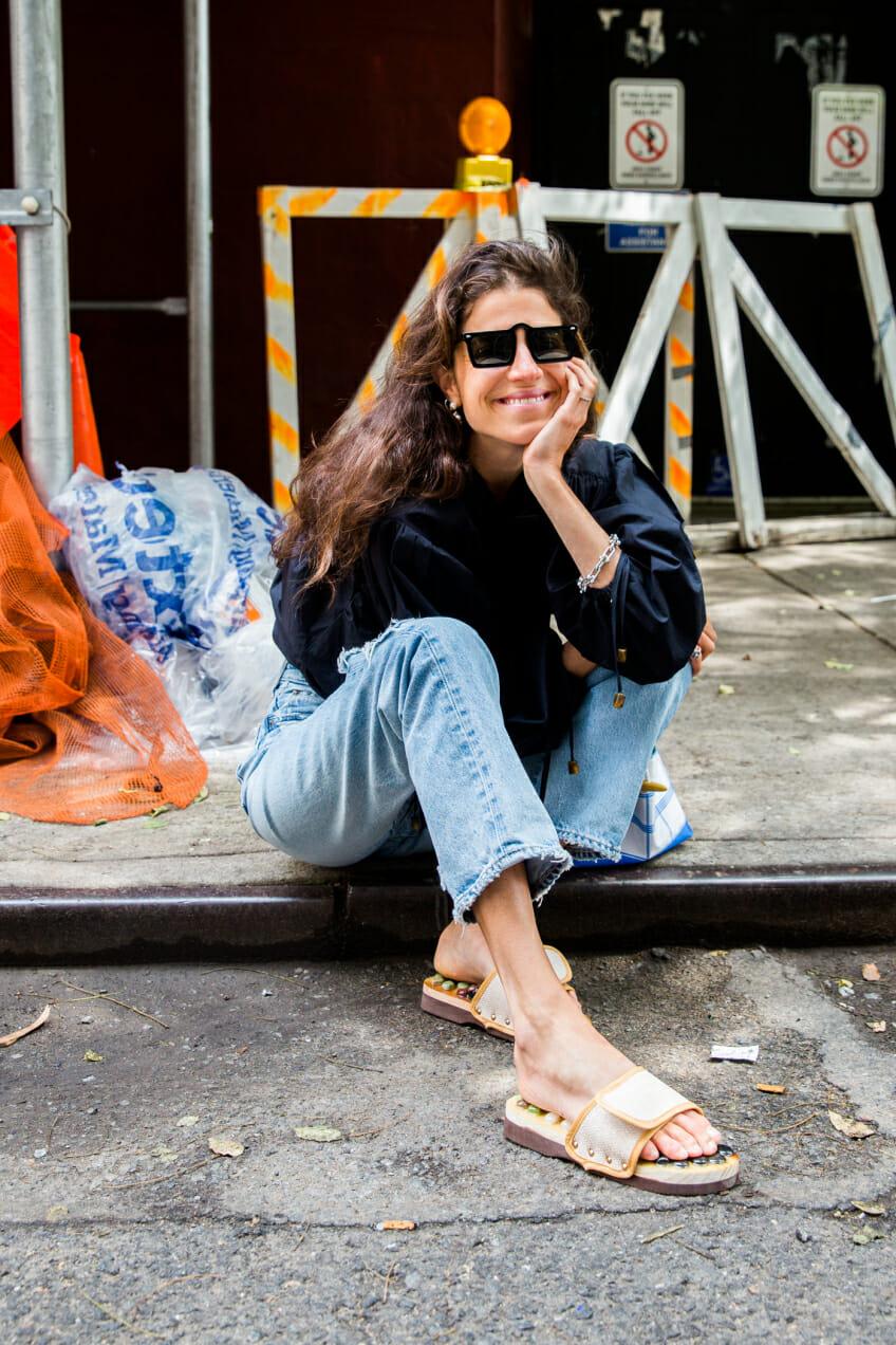 leandra hot stone sandals repeller sunglasses