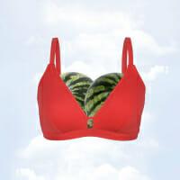 Bikini big boob Huge Tits