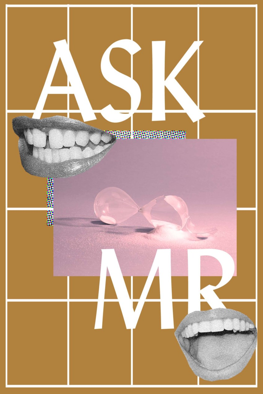 Ask MR Cover