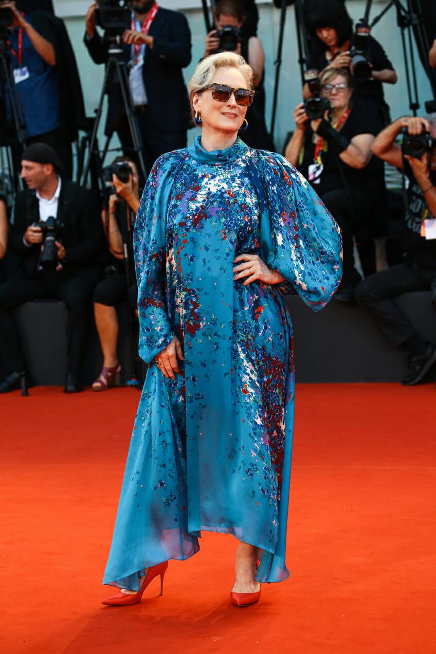 Meryl Streep man repeller