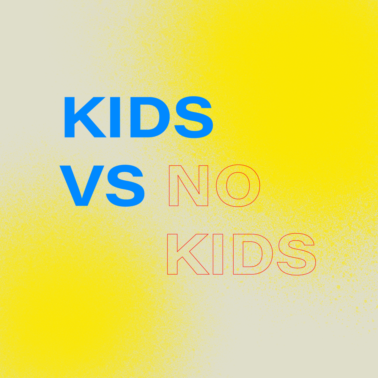 kids vs no kids