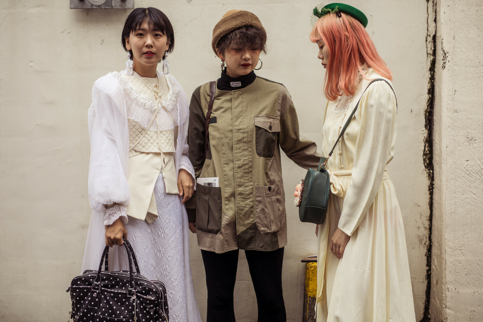 japan street style man repeller