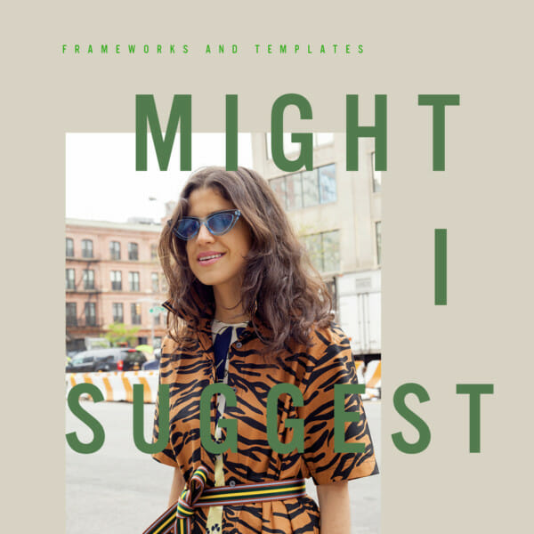 Leandra Medine Might I suggest