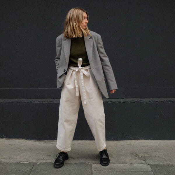 cropped pants man repeller style