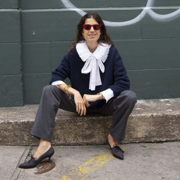 sweater leandra medine style