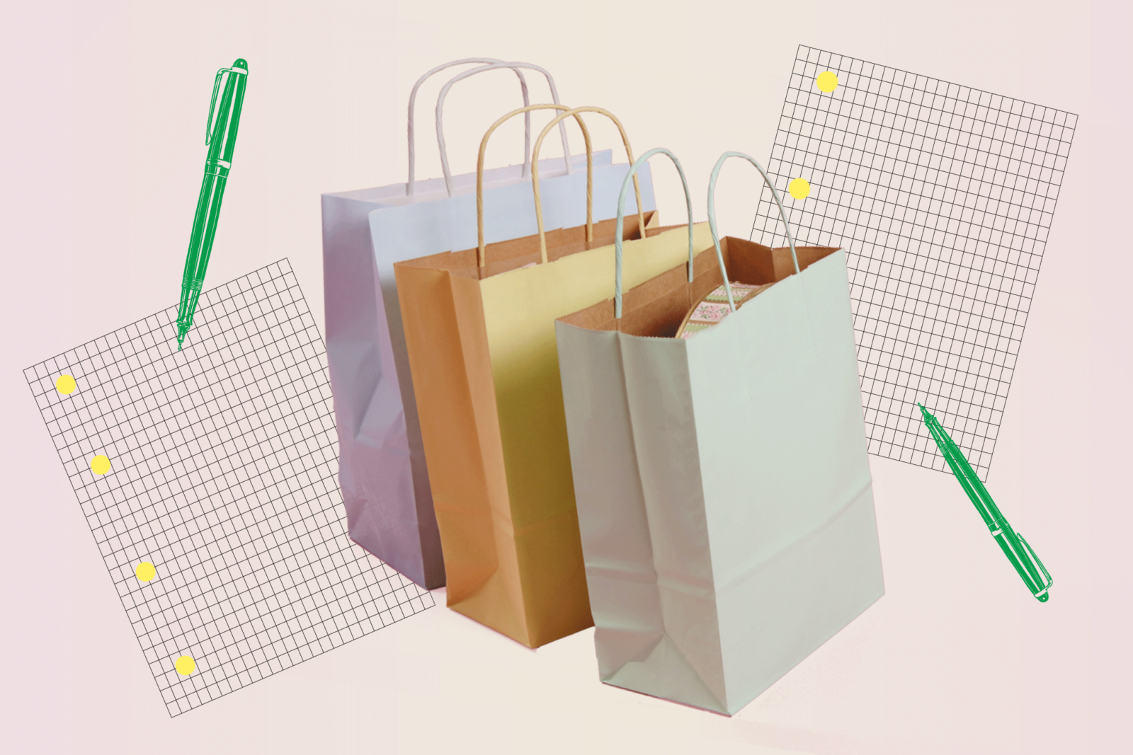 Questions before shopping graphic