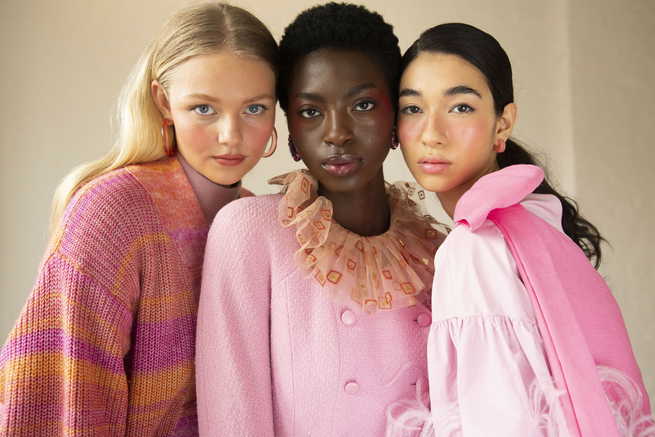 The Best Makeup Look Is Blush Just Blush Repeller