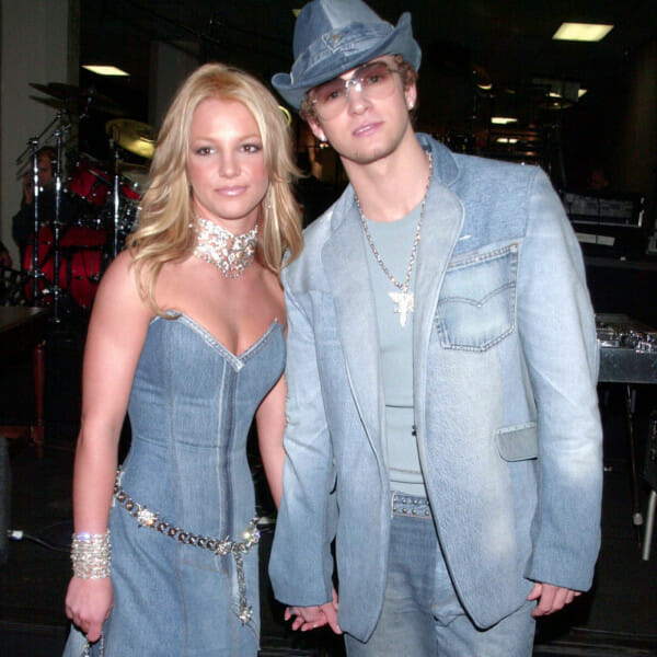Britney and Justin Denim