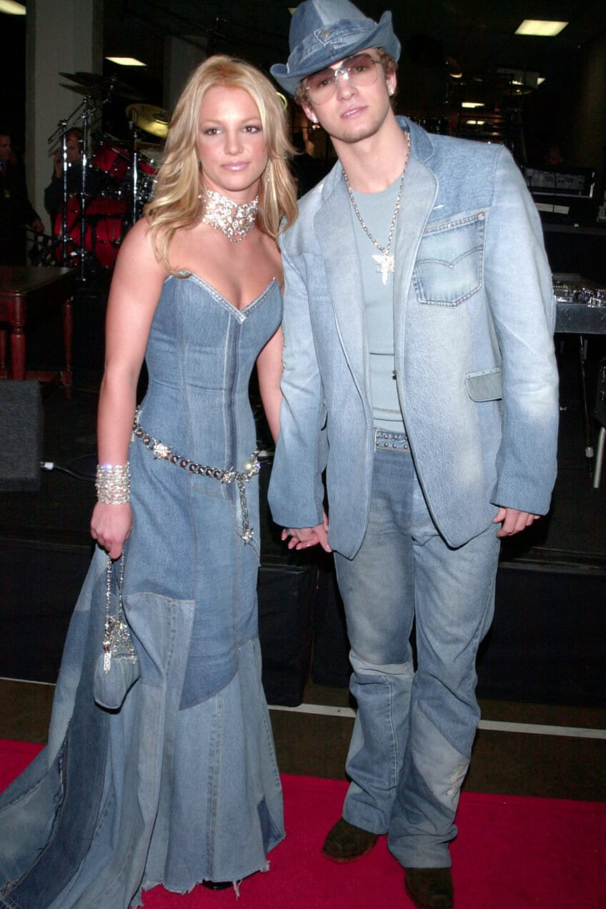 Britney and Justin Denim